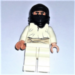 Lego Indiana Jones Cairo Thug minifigure